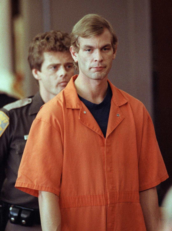 Jeffrey Dahmer κατά την δίκη του